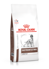 Корм для собак, Royal Canin Gastro Intestinal Low Fat LF22, при нарушениях пищеварения и экзокринной недостаточности поджелудочной железы