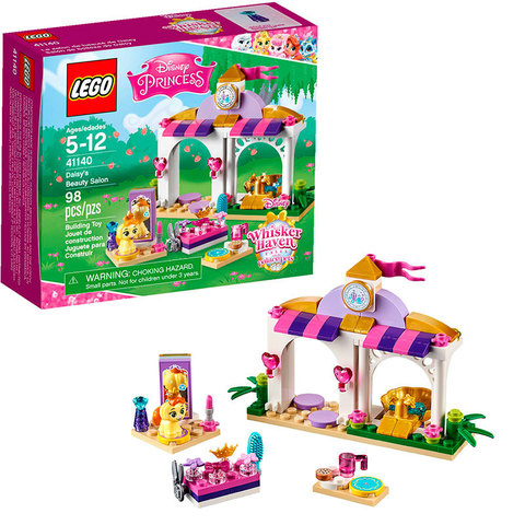 LEGO Disney Princess: Королевские питомцы: Ромашка 41140 — Daisy's Beauty Salon — Лего Принцессы Диснея