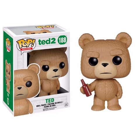 Фигурка Funko Pop POP Ted 2 - Ted With Beer