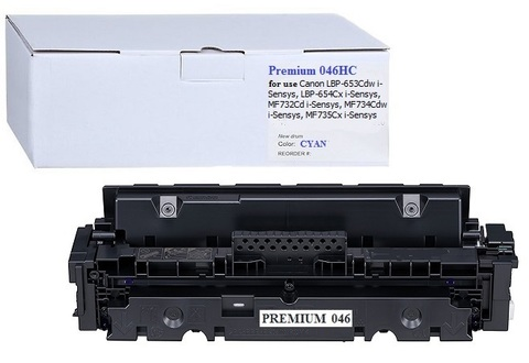 Тонер-картридж Premium 046 HC (1253C002)