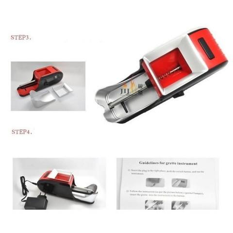 Электрическая машинка для набивания гильз