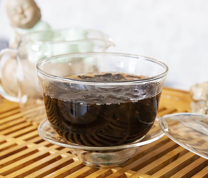TEA-CH115 Китайский чай «Большой Красный Халат» (Да Хун Пао, сильная обжарка, 50 гр) фото 11