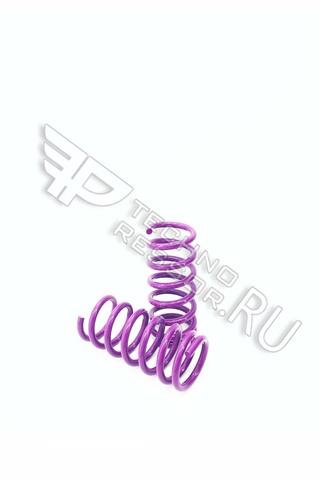 ВАЗ 2101-07  Серия Дрифт передние пружины -30мм (73кг/см) 2шт.