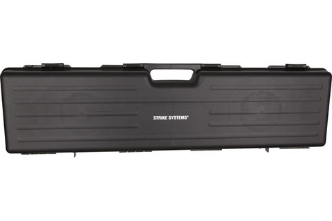 Кейс винтовочный жесткий черный, 98x25x10 см (пластик) Италия (артикул 14217)