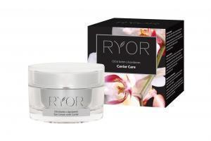 Ryor Caviar Care Крем для кожи вокруг глаз с витамином Е, экстрактом икры, маслом макадами и авокадо (40+), 50мл