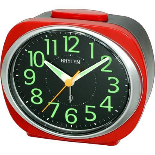 Настольные часы-будильник Rhythm CRA838WR01