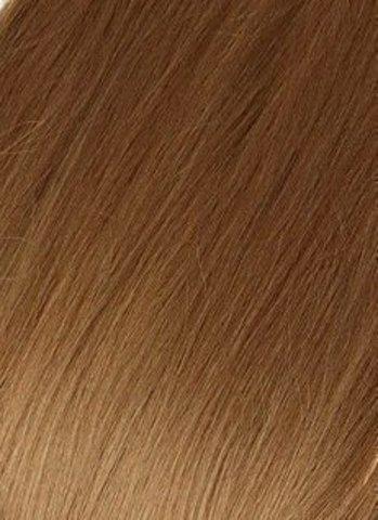 Длина 75 см -Оттенок   7 светло-коричневый золотистый