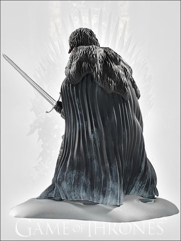 Статуэтка Игра Престолов — Джон Сноу