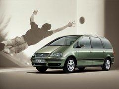 Чехлы на Volkswagen Sharan 2000–2010 г.в.