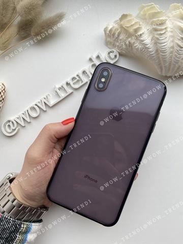 Чехол iPhone 11 Pro Clear Case /black/