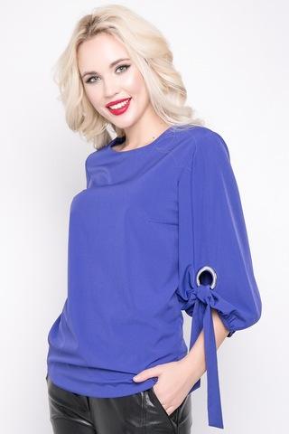 """<p>И у нас для Вас новая """"вкуснятина""""! Наш новый блузон заряжен на удачу! Он однозначно станет не только счастливым, но и самым любимым. Блузон """"Альбина"""" в широкой цветовой гамме достоин любого торжества!</p>"""