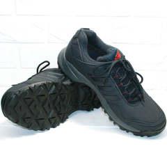 Модные кроссовки адидас мужские кожаные Adidas Terrex A968-FT R.