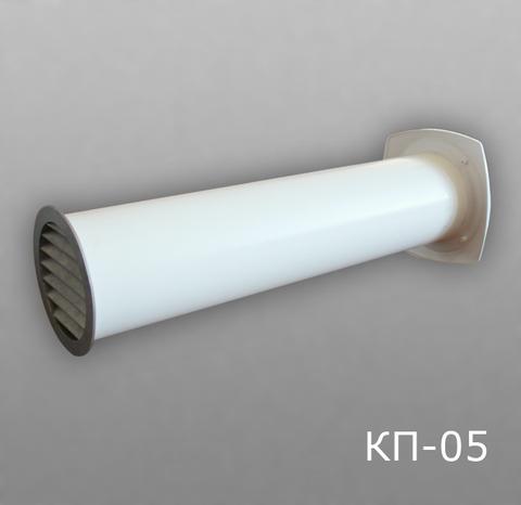 Приточный клапан ERA 10КП-05 dØ100