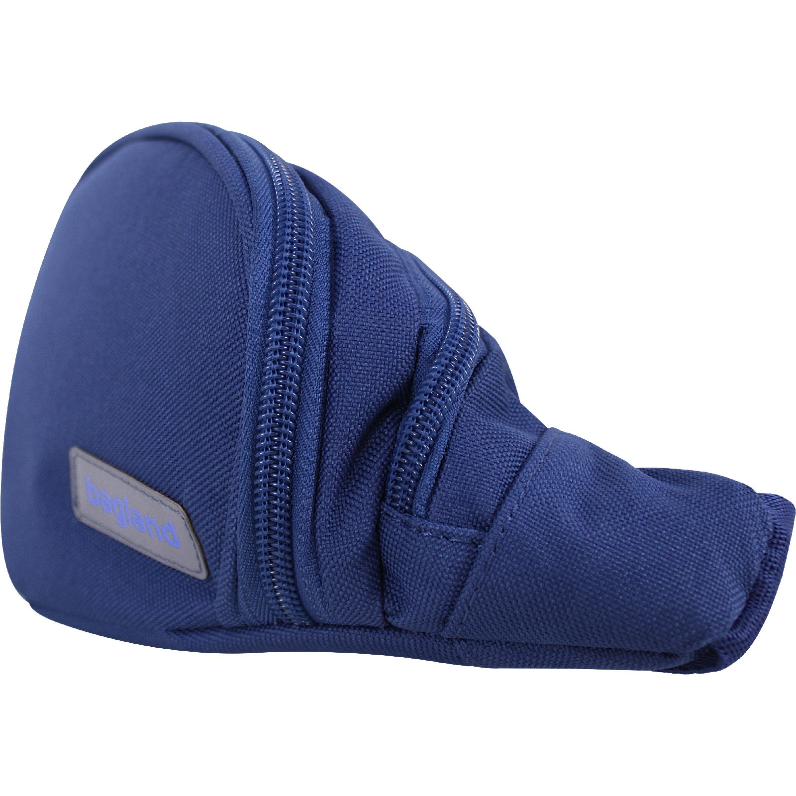 Барсетка Bagland Bella 2 л. синий (0020266)