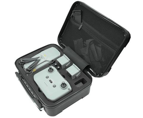 Кейс для квадрокоптера DJI Air 2 пластик черный