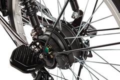 Велогибрид e-ALFA GL с термо-боксом