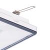 Светильник эвакуационного освещения с аккумуляторами Vella LED eco SC IP65 Intelight – в сборе с креплением для встраиваемого монтажа