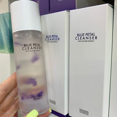 TENZERO Blue Petal Cleanser 150ml