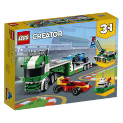 Lego konstruktor Creator Race Car Transporter