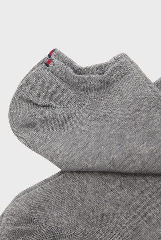 Мужские серые носки (2 пары) Tommy Hilfiger