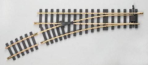 PIKO 35222 Стрелка ручная левая G-WLR5, 1:22,5