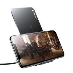 Беспроводная зарядка Baseus Multifunctional Wireless Charging Pad with Desktop Holder