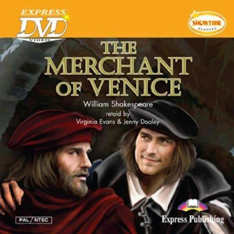 Merchant of Venice. Венецианский купец. DVD
