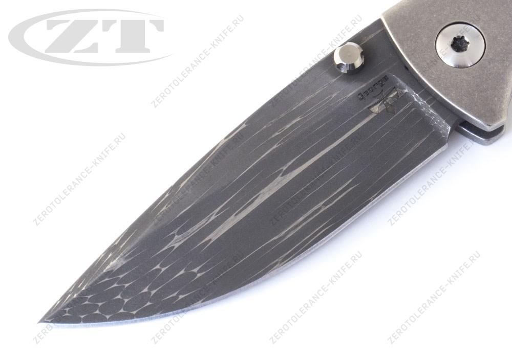 Нож FM-1 TKI 2020 Les George - фотография