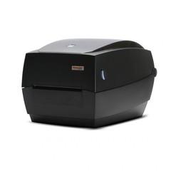 Термотрансферный принтер с отделителем этикеток Mertech MPRINT TLP100 TERRA NOVA RS232-USB, Ethernet Black, 203 dpi, термопечать, ширина 108 мм, 1D/2D, Честный Знак, ЕГАИС, QR-код, Bartender