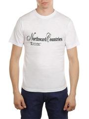 461493-33 футболка мужская, белая