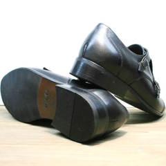 Черные туфли мужские классика Ikoc 2205-1 BLC.