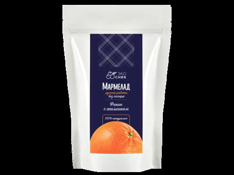Мармелад натуральный «Финик с апельсином» без сахара