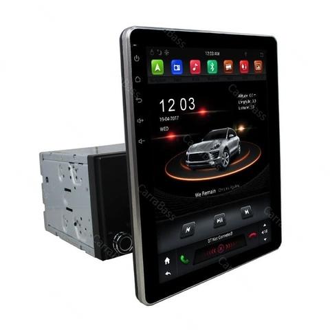 Магнитола универсальная c экраном 9.7 дюймов  Android 9.1 4/32GB IPS DSP модель KD-97005PX5