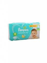 Uşaq bezi \ Подгузники \ Diapers Pampers 4 Jumbo 62 pcs.