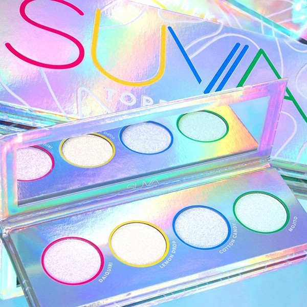 Suva Beauty Toppers Palette