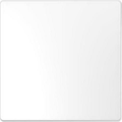 Выключатель одноклавишный проходной. Цвет Белый лотос. Merten D-Life System Design. MTN3116-0000+MTN3300-6035