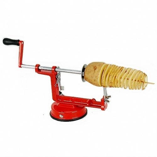 Распродажа Аппарат для нарезки картофеля спиралью Spiral Potato Slicer 6b968a83aa0fe7296797cbfdc1caf9bb.jpg