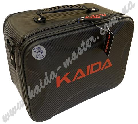 Коробка (cумка) Kaida с губкой для катушек