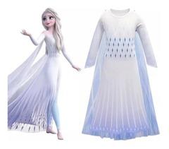 Холодное сердце 2 платье Эльзы