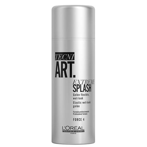 Гель с эффектом мокрых волос L'Oreal Tecni.Art Extreme Splash, 150 мл.