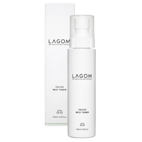 Мист тонер LAGOM CELLUS MIST TONER 150ml