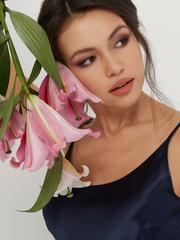 Топ шелковый Iris