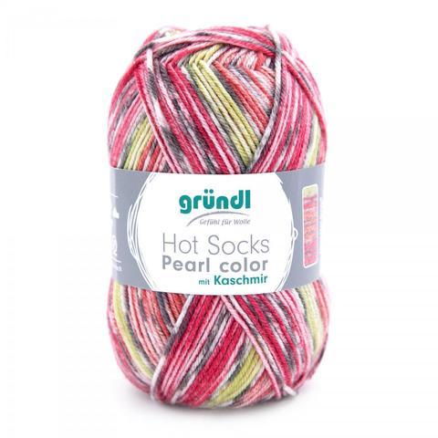 Gruendl Hot Socks Pearl Color 03 купить www.knit-socks.ru