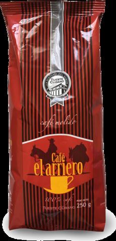 Кофе молотый ARRIERO Puro 250 г