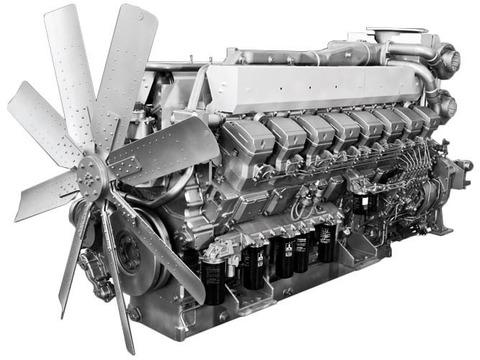 Mitsubishi S16R-PTA2