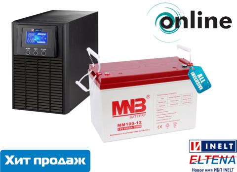 Комплект ELTENA E1000LT-12V+MM 100-12