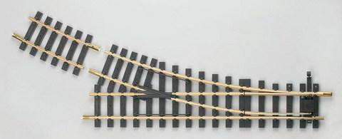 PIKO 35223 Стрелка ручная правая G-WRR5, 1:22,5