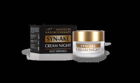 Крем для лица ночной антивозрастной Syn-Ake, 50 мл НИИ Натуротерапии