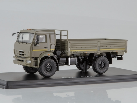 KAMAZ-43502 Mustang khaki 1:43 Start Scale Models (SSM)