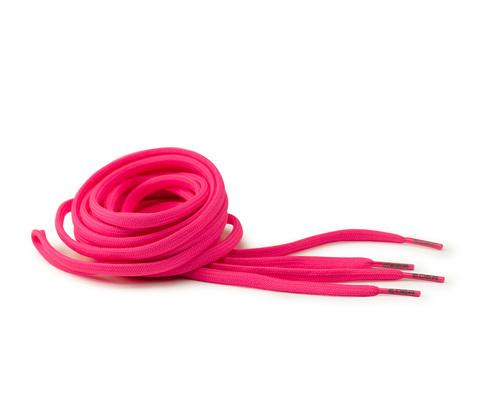 Шнурки для коньков Edea (розовые)
